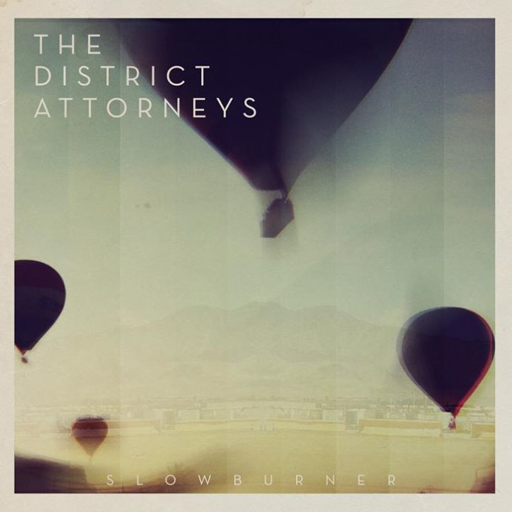 The District Attorneys Tour Dates