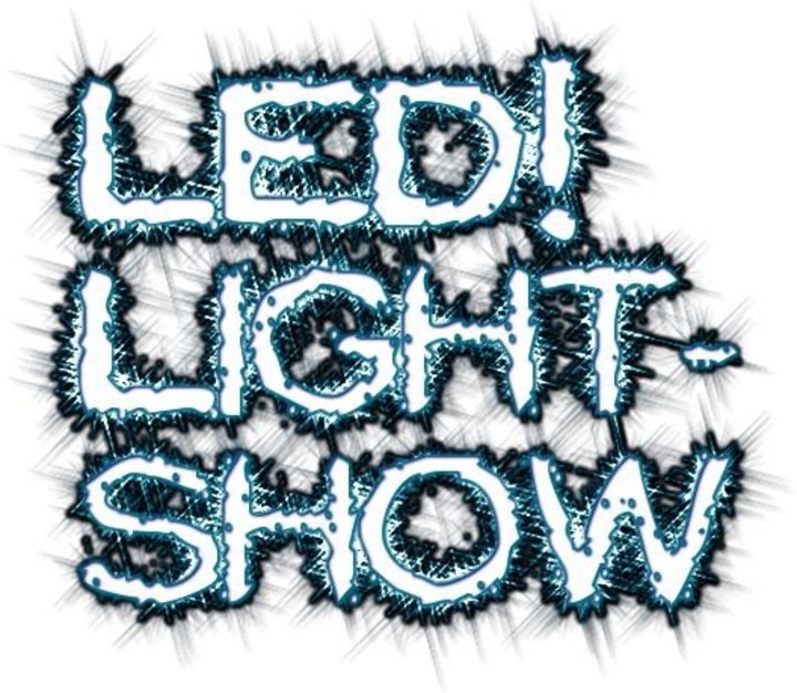 LED lightshow Tour Dates