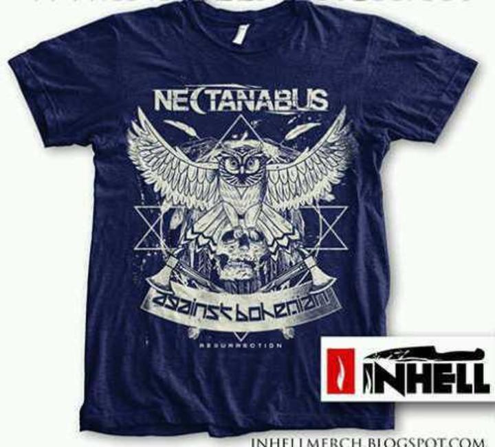 NECTANABUS Tour Dates