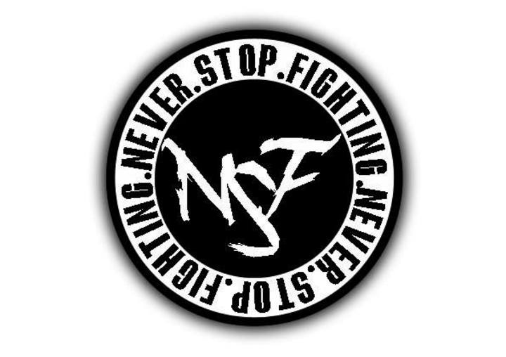 Never Stop Fighting Tour Dates