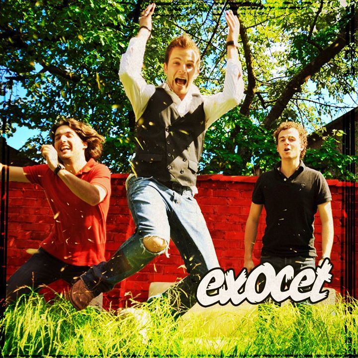 Exocet Tour Dates