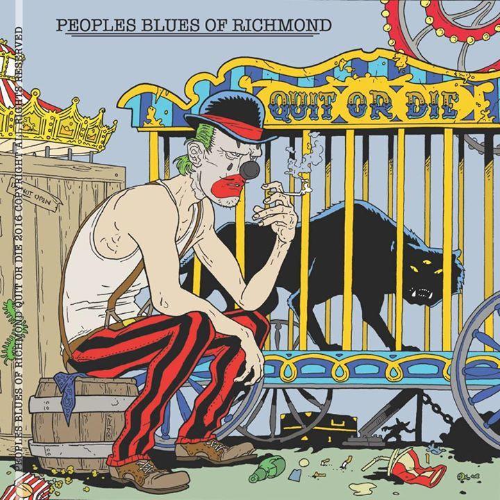 People's Blues of Richmond Tour Dates