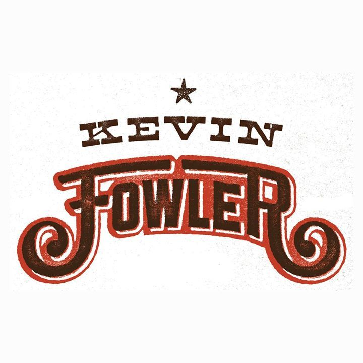 Kevin Fowler @ The Warehouse - Wichita Falls, TX