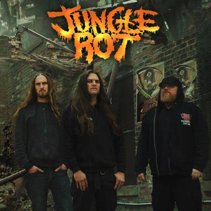 Jungle Rot Tour Dates