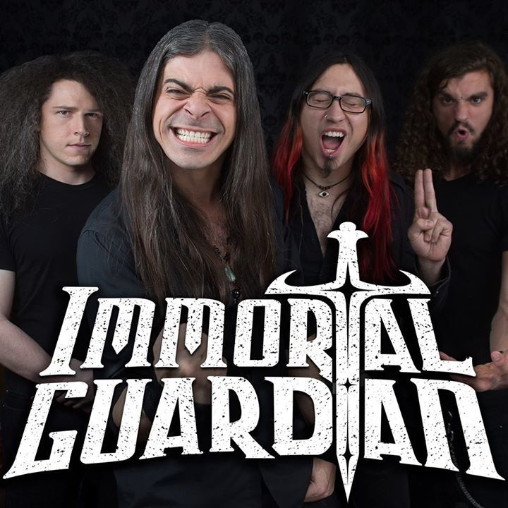 Immortal Guardian Tour Dates