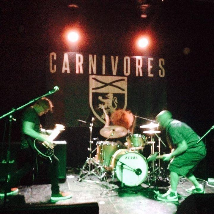 Carnivores Tour Dates