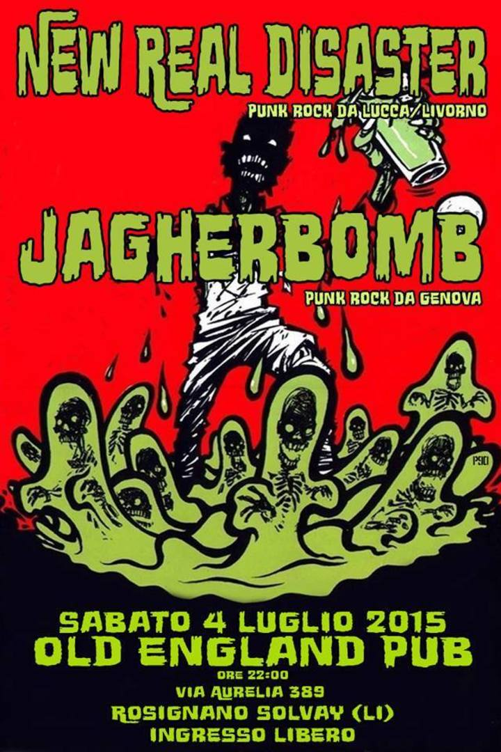 Jagherbomb Tour Dates