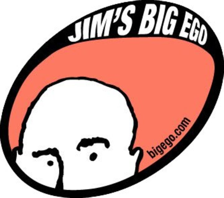 Jim's Big Ego Tour Dates