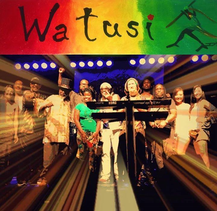 Watusi Tour Dates