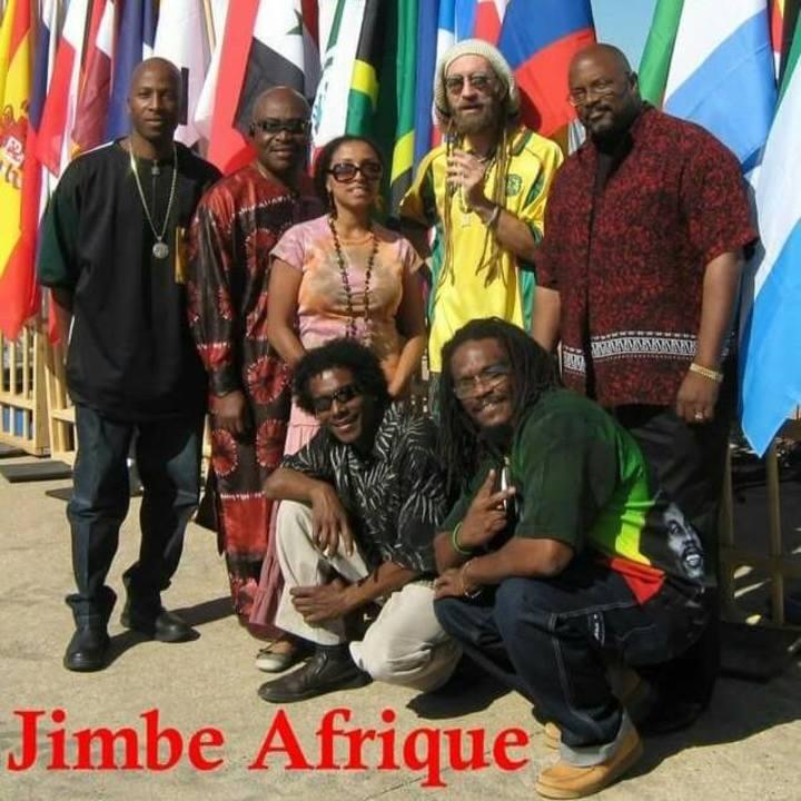 Jimbe Afrique Tour Dates