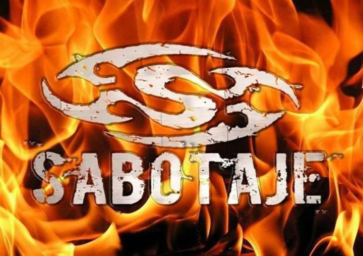 Sabotaje Oficial Tour Dates