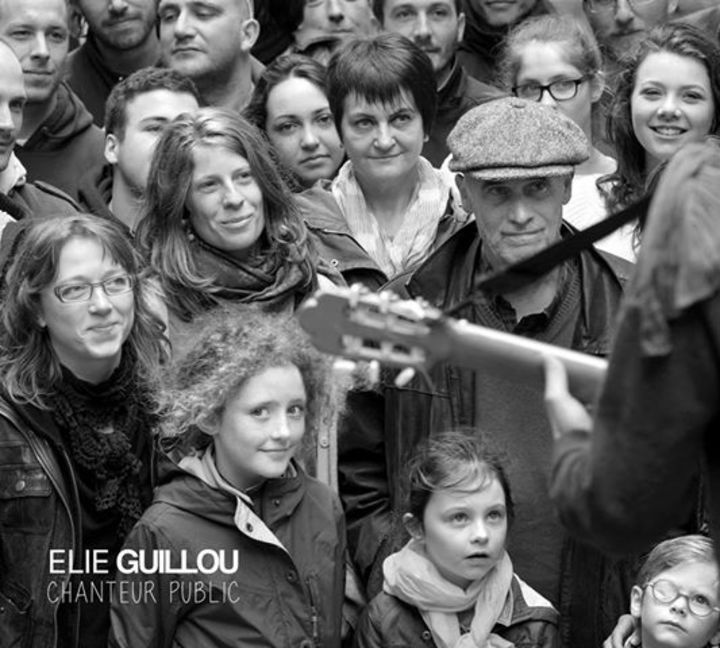 Elie Guillou, Chanteur Public Tour Dates
