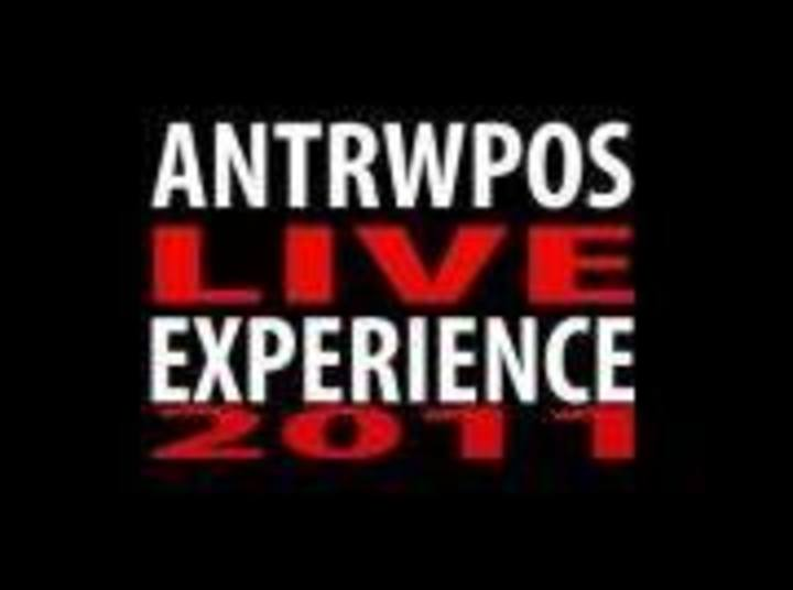 Antrwpos Tour Dates