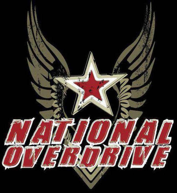 NATIONAL OVERDRIVE Tour Dates