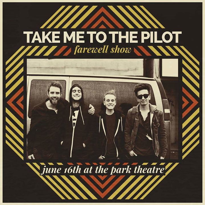 Take Me To The Pilot Tour Dates