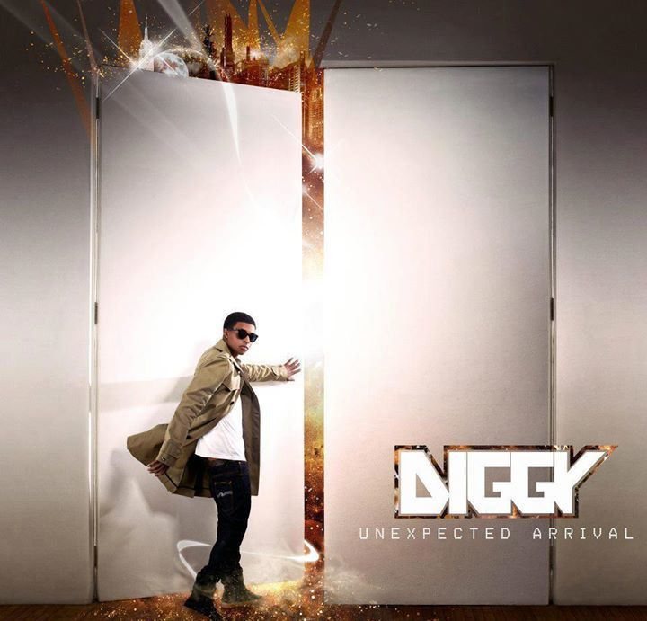 Diggy's World Tour Dates