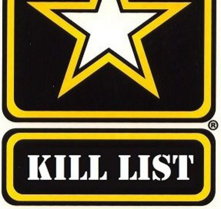 Kill List Tour Dates