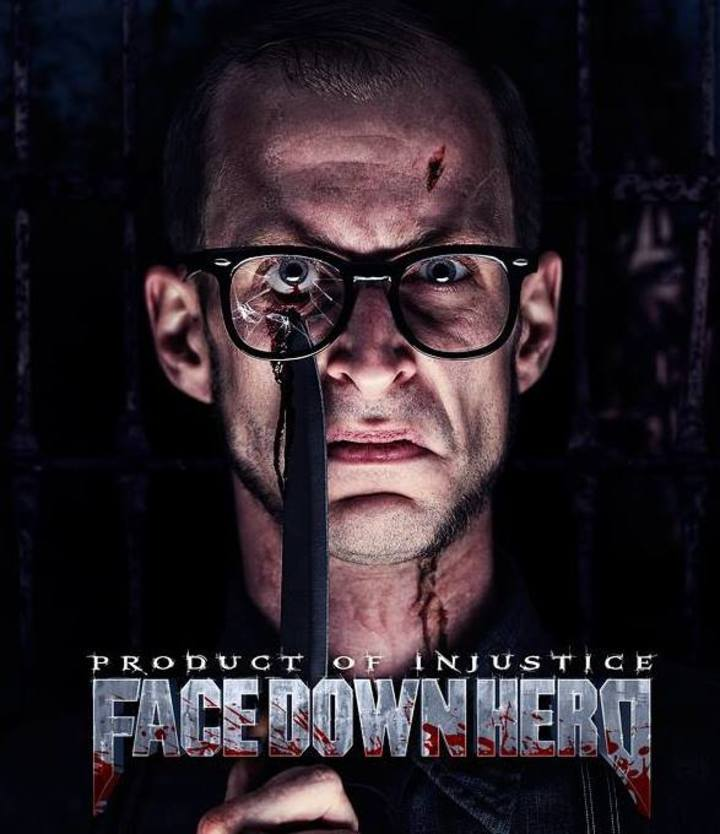 Face Down Hero Tour Dates