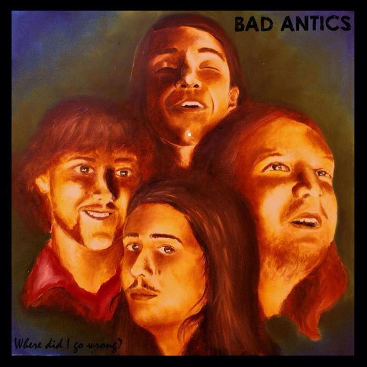 Bad Antics Tour Dates