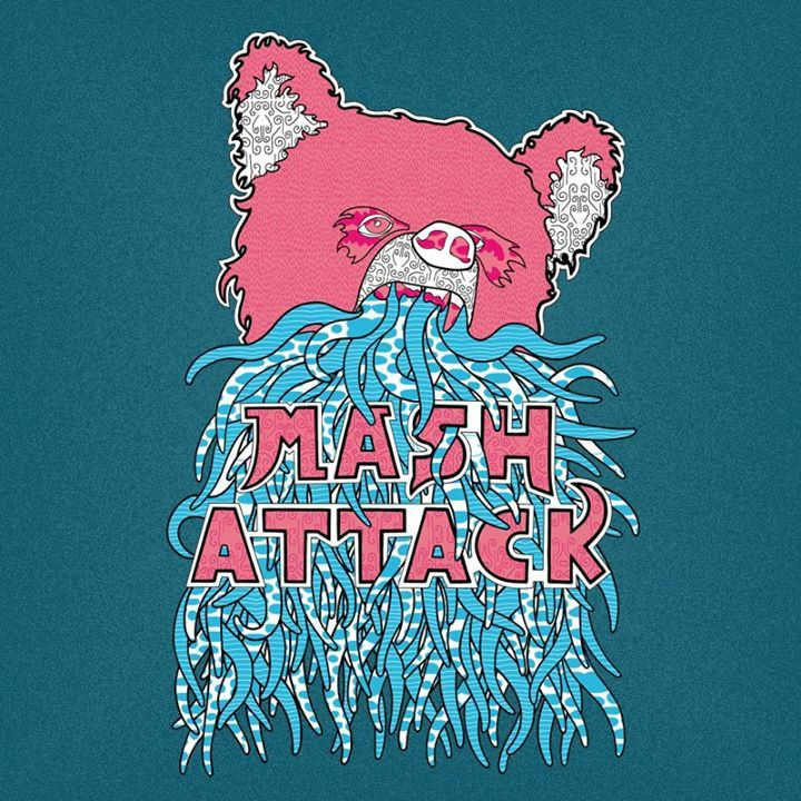 Mash Attack Tour Dates