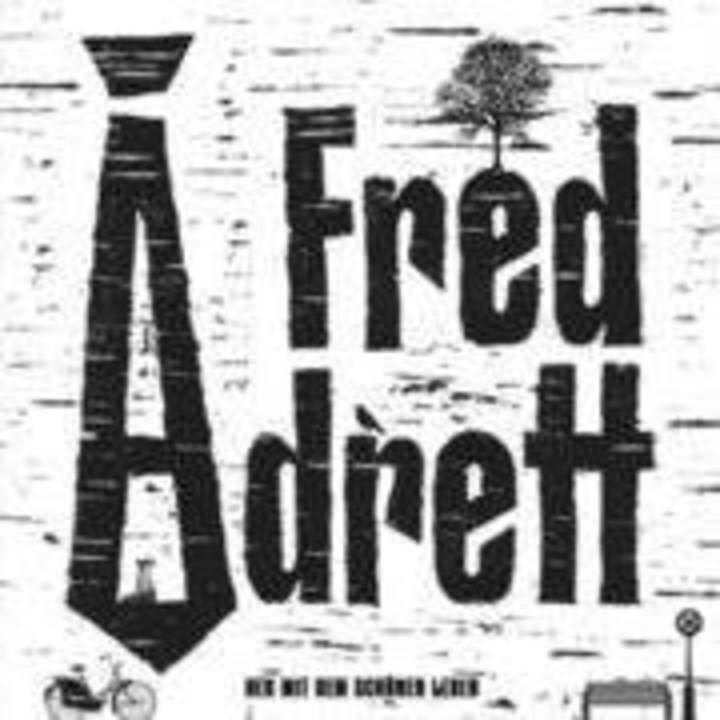 Fred Adrett Tour Dates