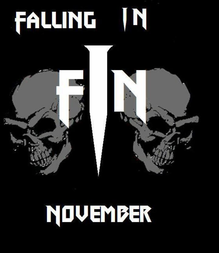 Falling In November Tour Dates