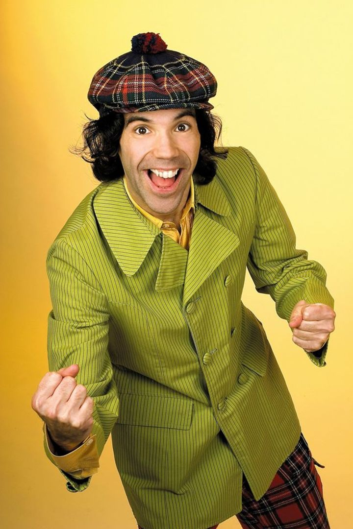 Nardwuar The Human Serviette Tour Dates