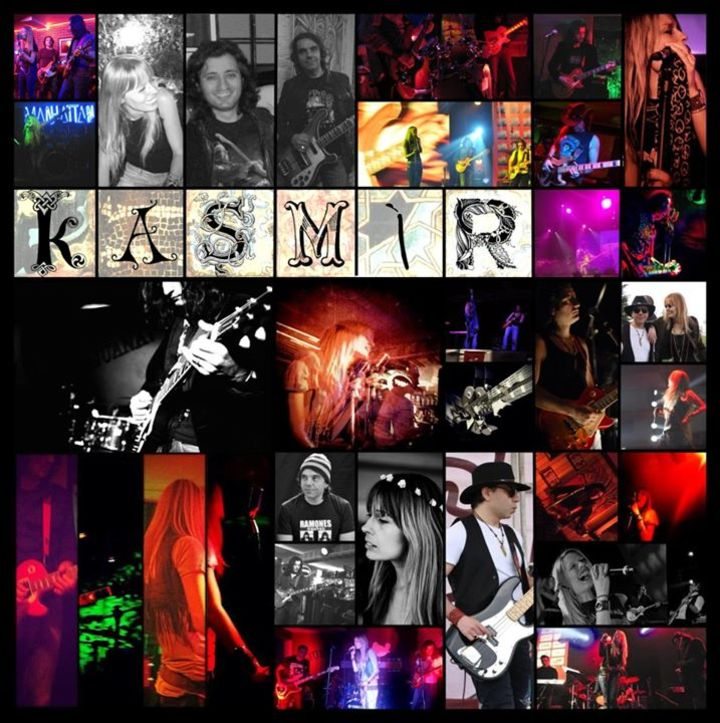 Kasmir Tour Dates