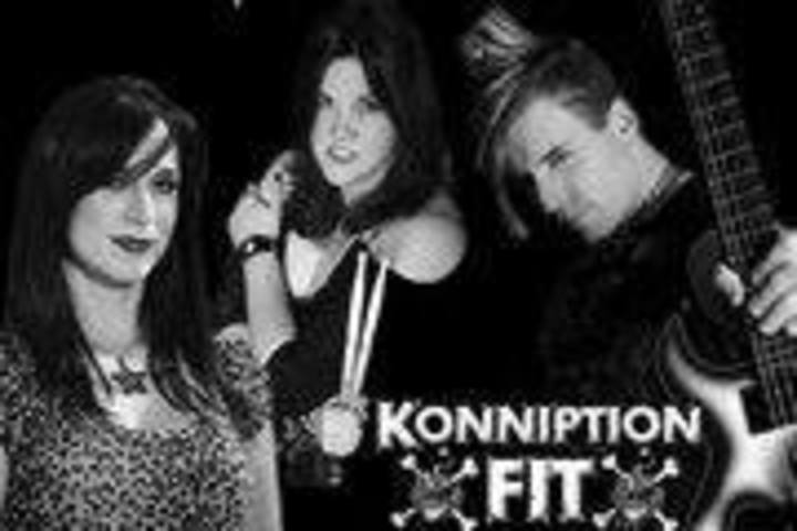 Konniption Fit Tour Dates