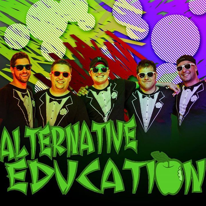 Alternative Education Tour Dates