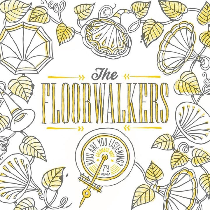 The Floorwalkers Tour Dates