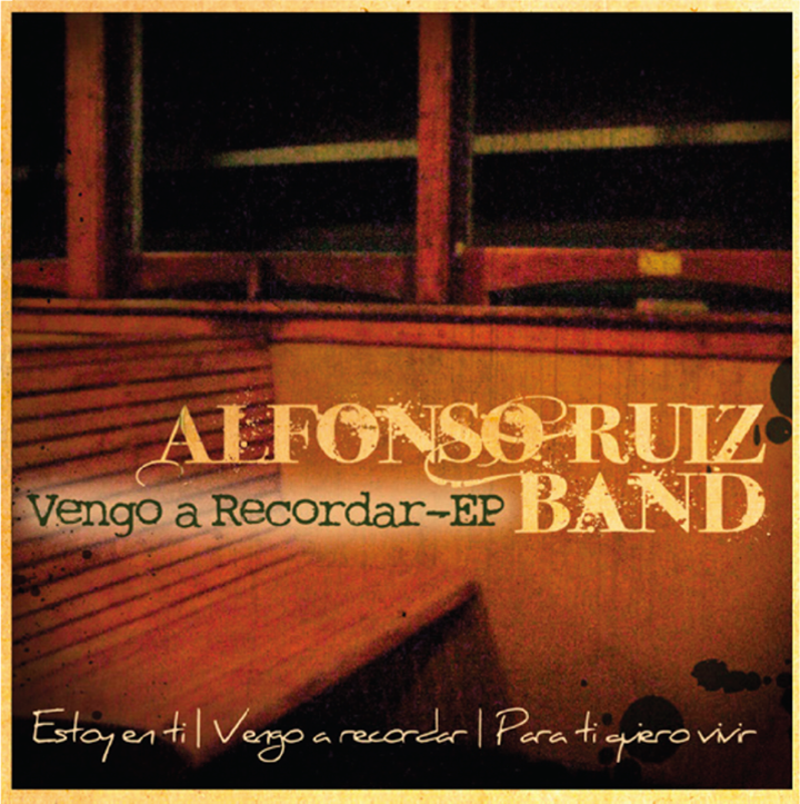 Alfonso Ruiz Band Tour Dates