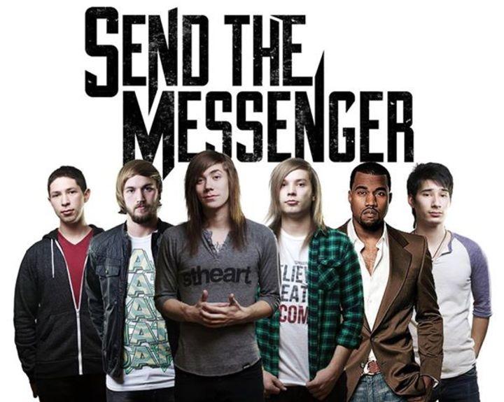 Send The Messenger Tour Dates