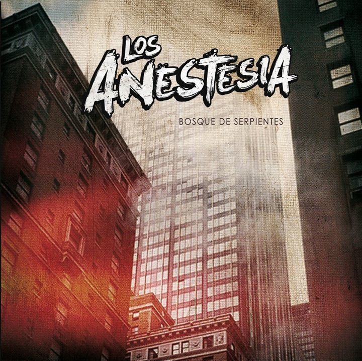 Los Anestesia Tour Dates
