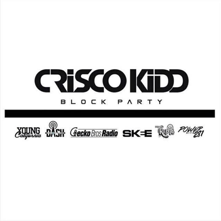 Crisco Kidd Tour Dates