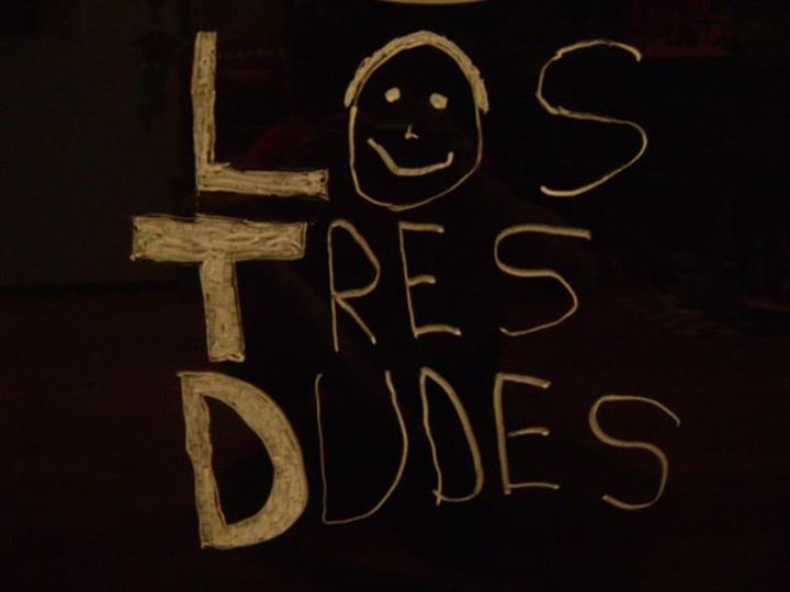 Los Tres Dudes Tour Dates