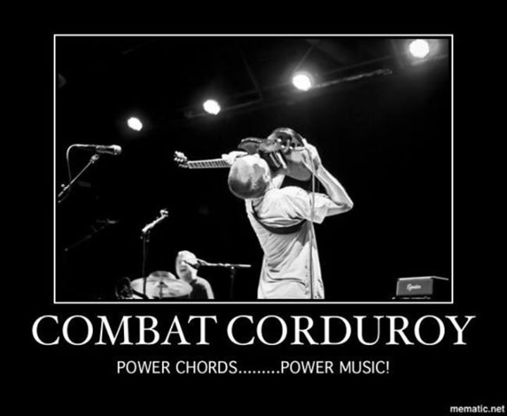 Combat Corduroy Tour Dates