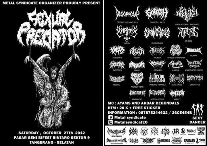 MAKSIAT (BRUTAL SLAMMING) Tour Dates