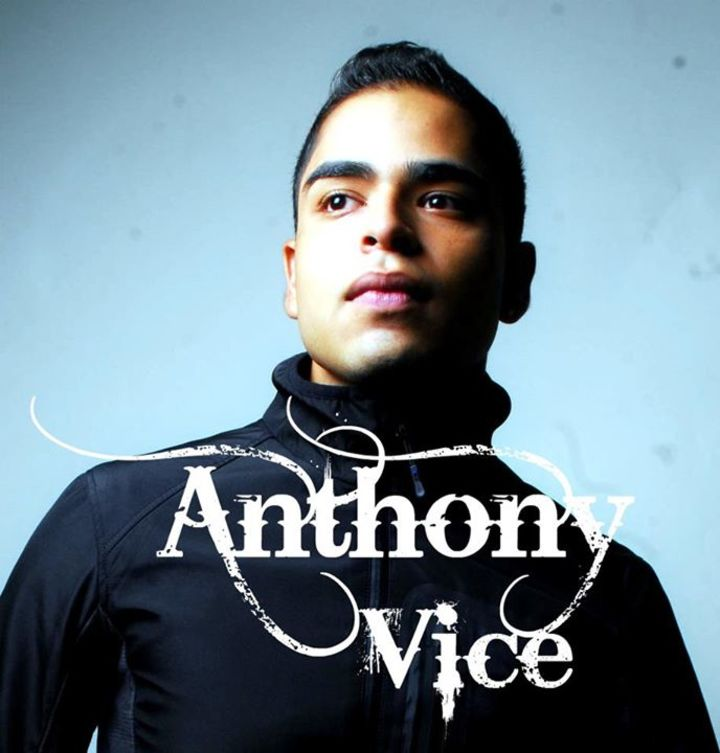Anthony Vice Tour Dates