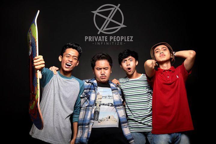 Private peoplez Tour Dates