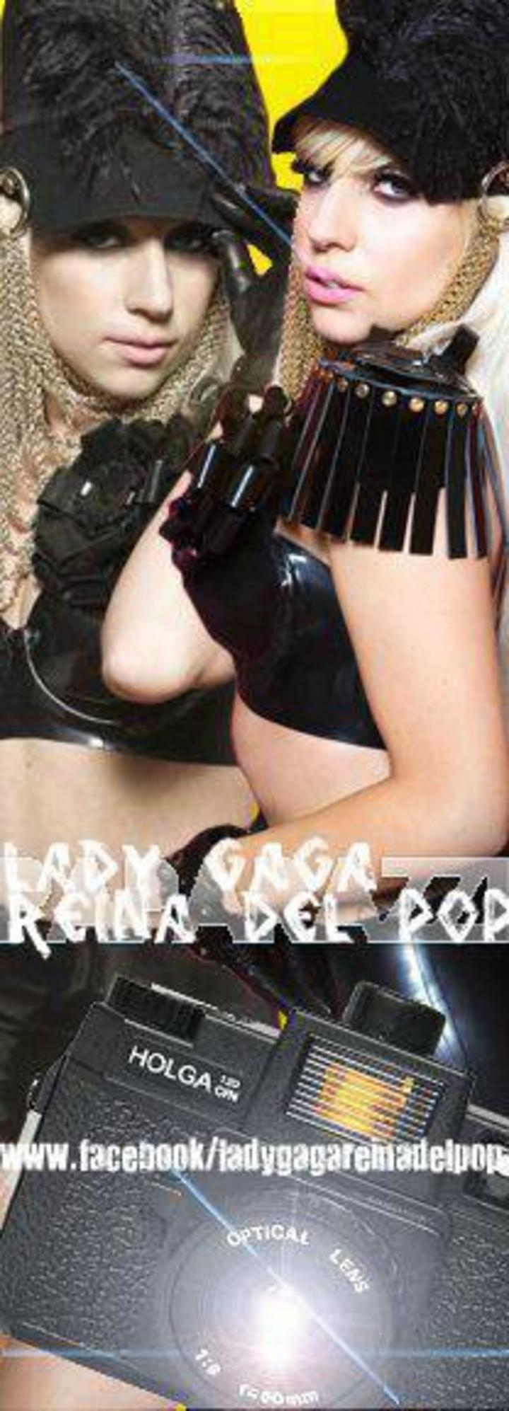Lady Gaga Reina del Pop Tour Dates