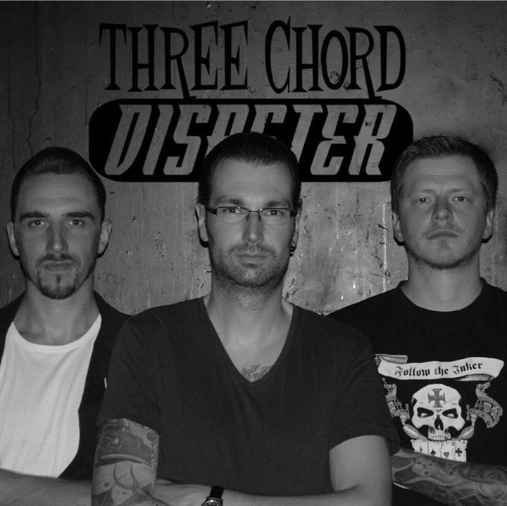 Three Chord Disaster Tour Dates