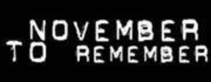 November to Remember Tour Dates