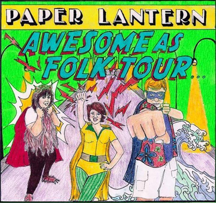 Paper Lantern Tour Dates