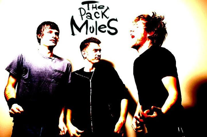The Pack Mules Tour Dates
