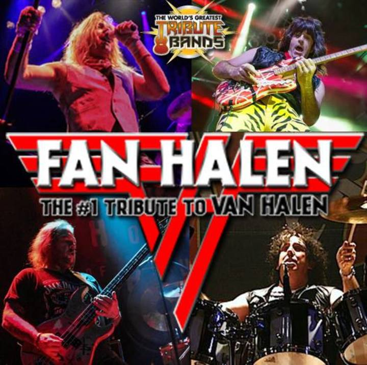 Fan Halen Tour Dates
