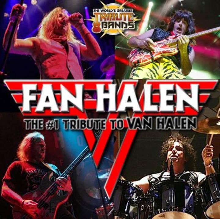Fan Halen @ RnR Swapmeet - Santa Fe Springs, CA