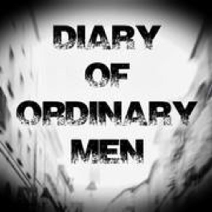 Diary Of Ordinary Men Tour Dates