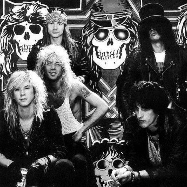 Guns N' Roses (Del Grupo Gnr) Tour Dates