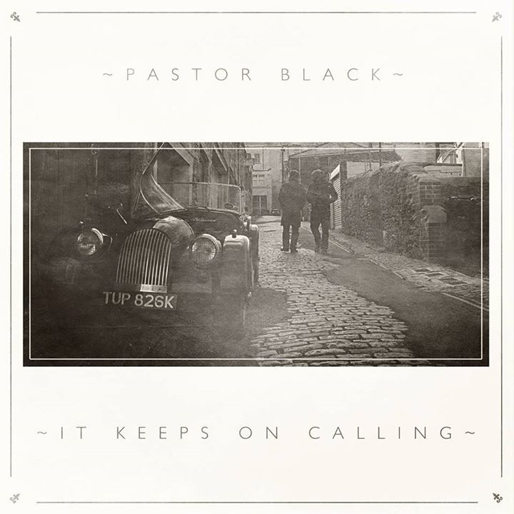 Pastor Black Tour Dates